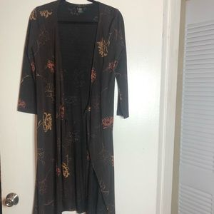 Vintage BCBGMAXAZRIA wrap dress